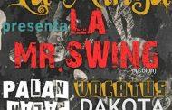 Rock en La Minga: se presentan Mr Swing, Vocatus, PalánPalán y Dakota