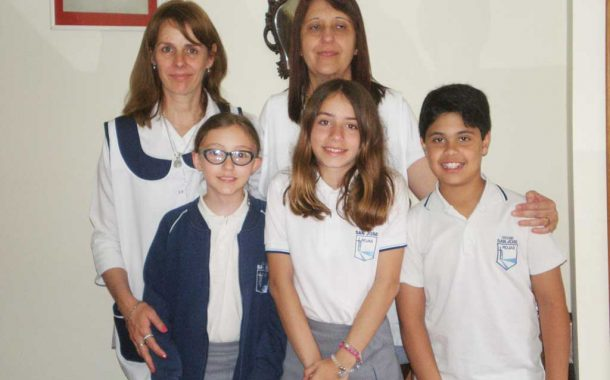Jóvenes rojenses participaron de la etapa regional de las olimpíada de matemática