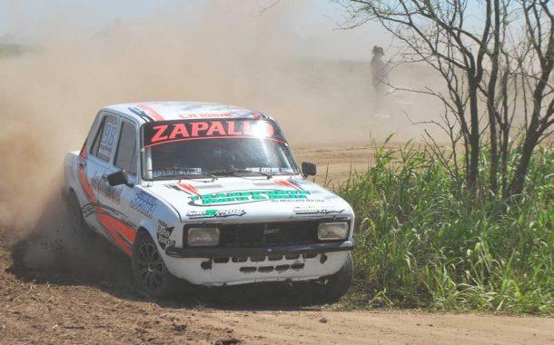 Rally Santafesino: Andres Alvarez se consagró campeón