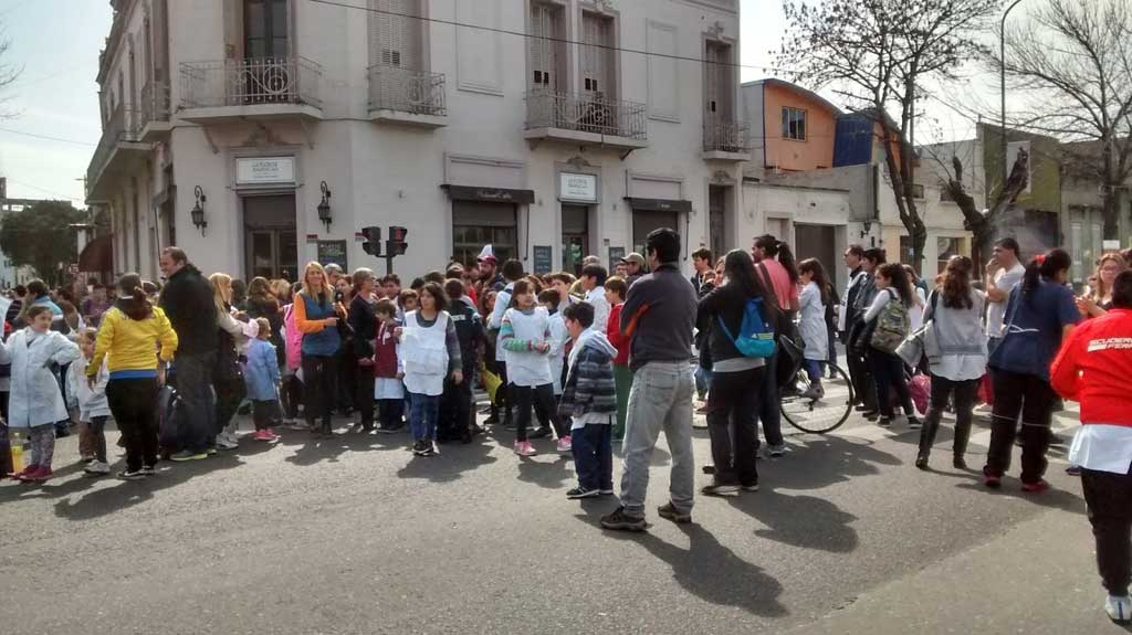 Preocupación por las amenazas de bombas en las escuelas bonaerenses
