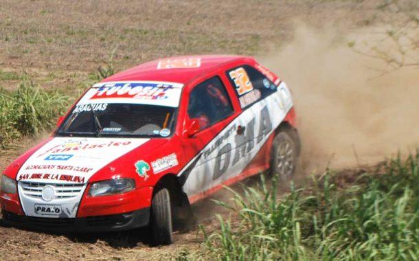 El Rally Santafesino corre en Cruz Alta