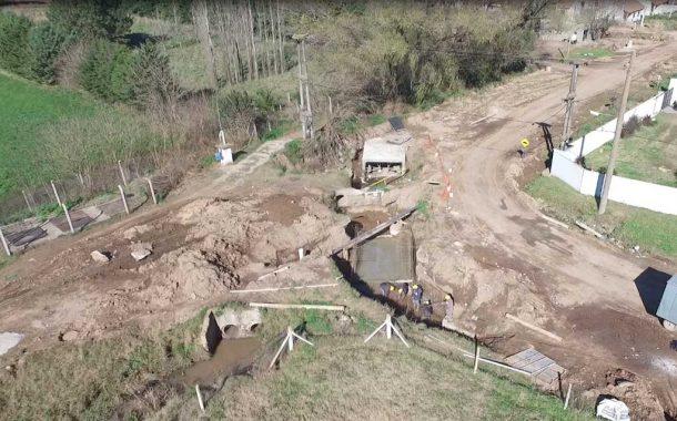 Realizarán la intervención del gasoducto industrial de Trillo y Alessandro