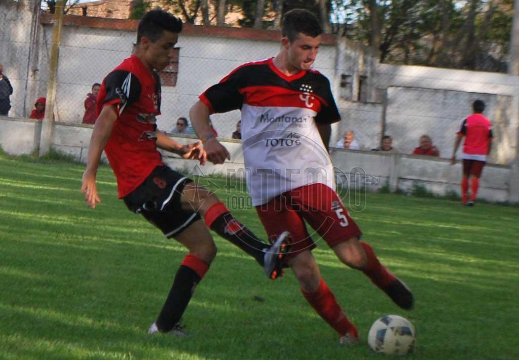 Fútbol: Independiente venció a El Huracán; empataron Carabelas y Jorge Newbery