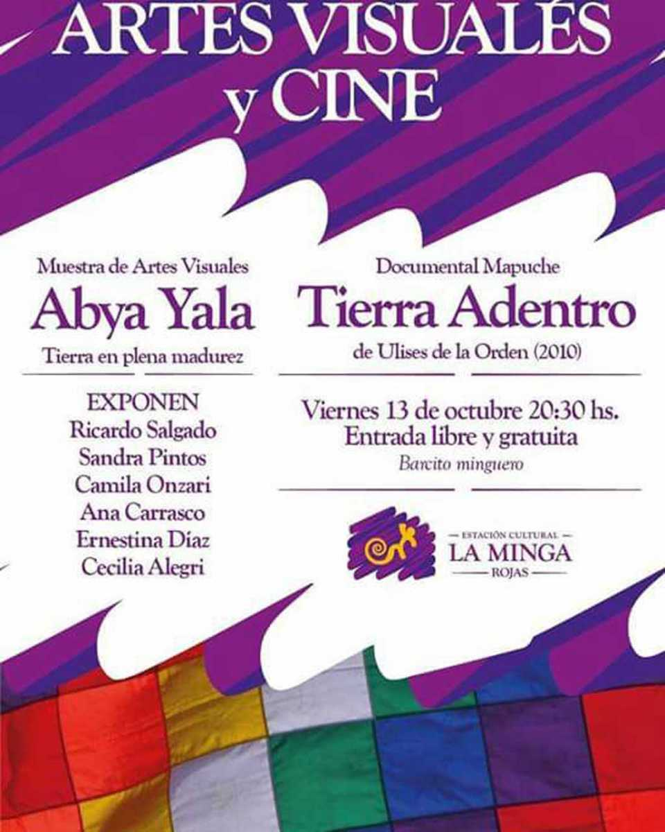 Cine club y artes visuales en