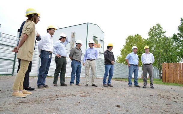 Monsanto anunció inversión de 120 millones de pesos en la construcción de un laboratorio en su planta de Rojas