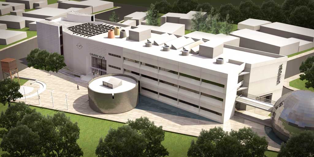 La UNNOBA construirá un Museo de Ciencia