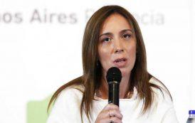 Vidal anunció rebajas de impuestos a la luz, gas y el agua para usuarios