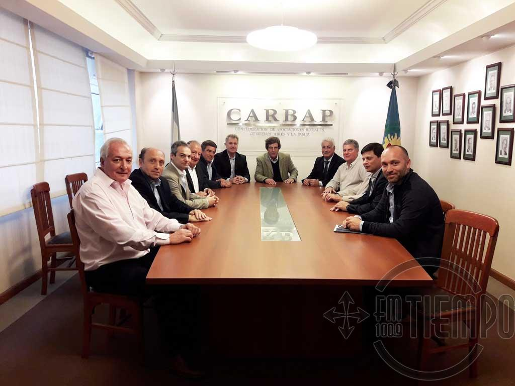 CARBAP manifiesta su malestar y preocupaciónpor el laudo presidencial en Portezuelo del Viento