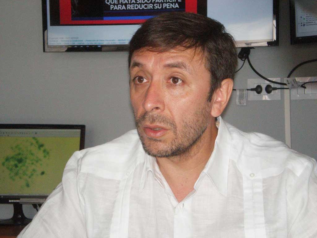 Avioneta con droga: la palabra de Miguel Nuñez