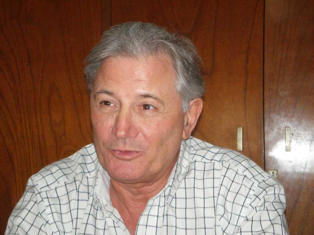 Osvaldo Lazzati estuvo presente en el seminario nacional del Rotary