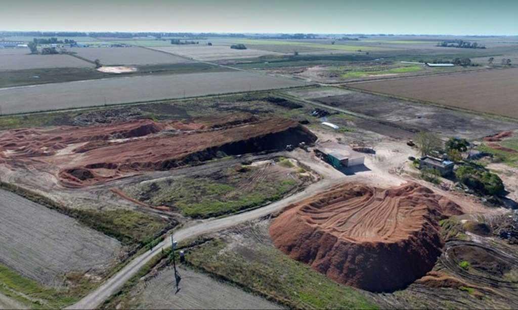 Rojas tendrá una de las dos primeras plantas de biomasa de la Argentina