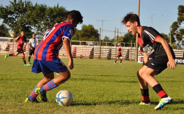 Fútbol: las finalísimas de inferiores se juegan el viernes