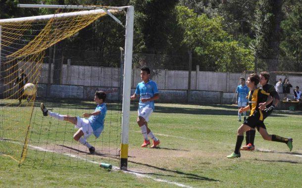 Fútbol: se jugaron las semifinales de ida en inferiores