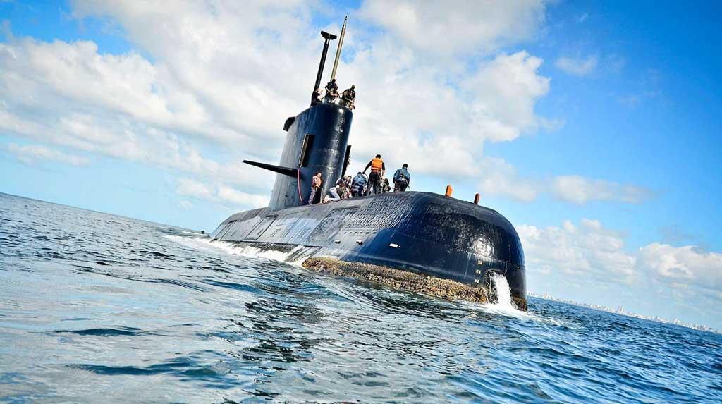 Submarino: Aguad reconoció la muerte de los 44 tripulantes