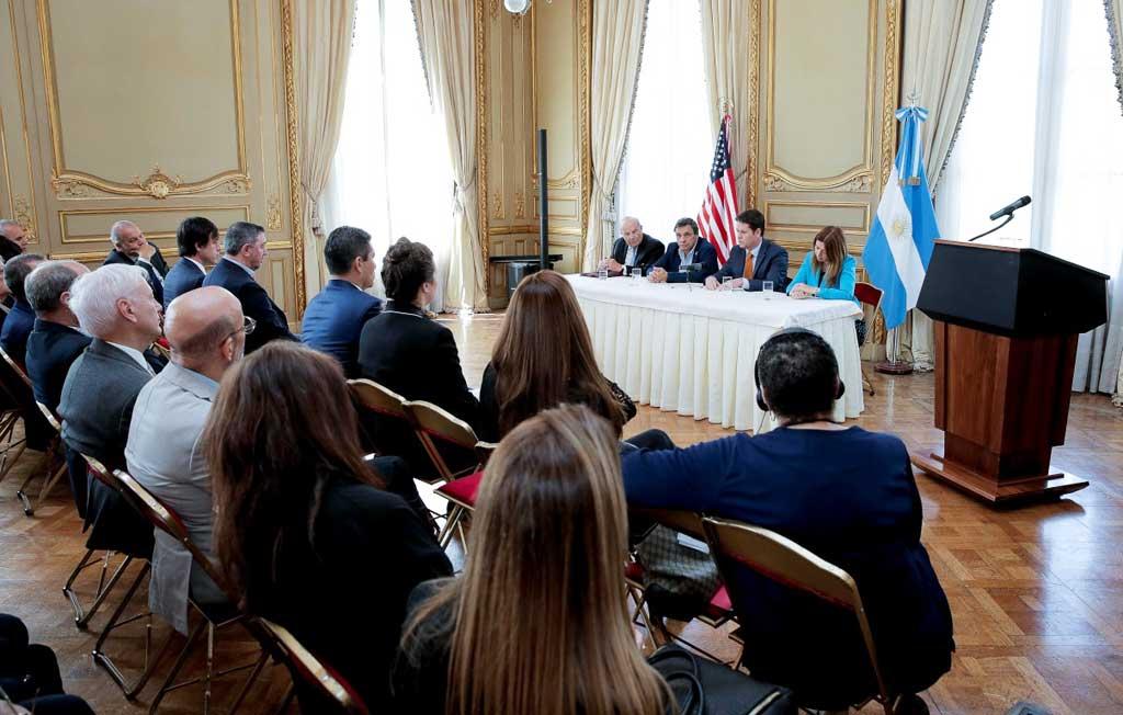 Intercambio entre universidades argentinas y norteamericanas