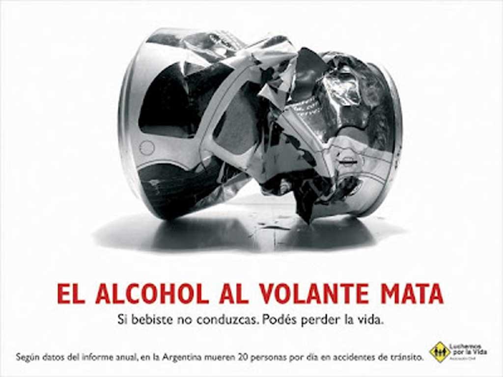 Conducir altamente alcoholizado tiene que ser delito