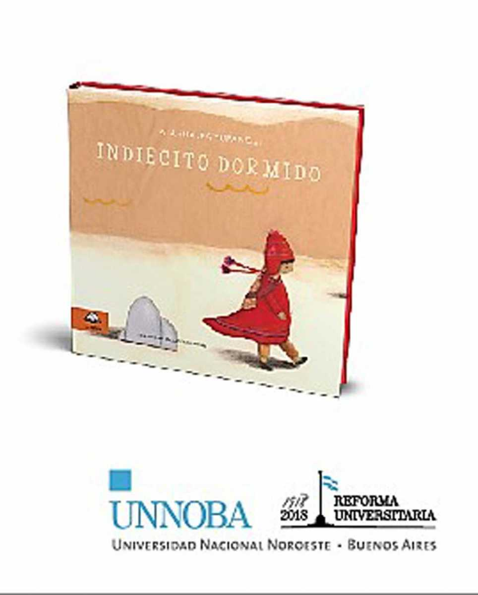 La UNNOBA presentó el libro para niños