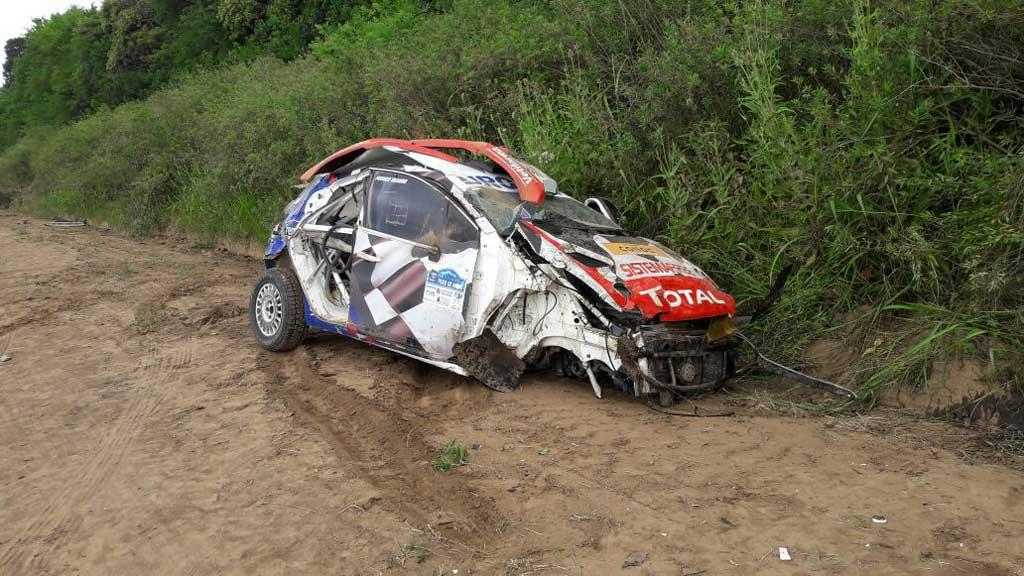 Rally: Bandi fue segundo y Urriza se consagro campeón de navegantes; Zabala abandonó en Pringles