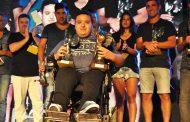 Fiesta del deporte 2017: Es cumbre de Oro...Nicolas Tissera