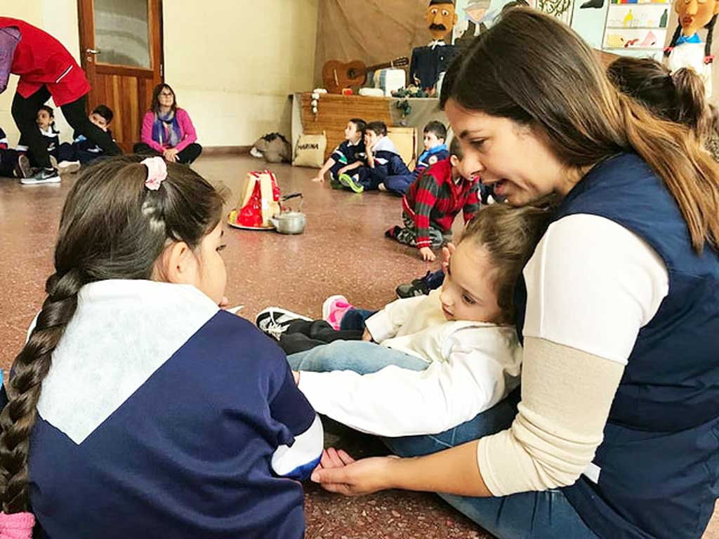 """Aseguran """"mayor"""" inclusión de alumnos con discapacidades en las escuelas bonaerenses"""