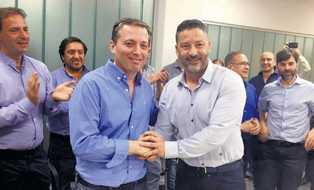 Gray asumió la conducción del PJ Bonaerense