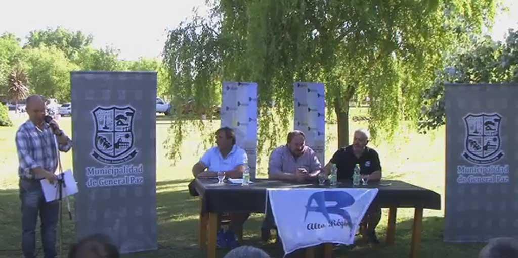 Fue presentado el Gran Premio Coronación del Rally Mar y Sierras