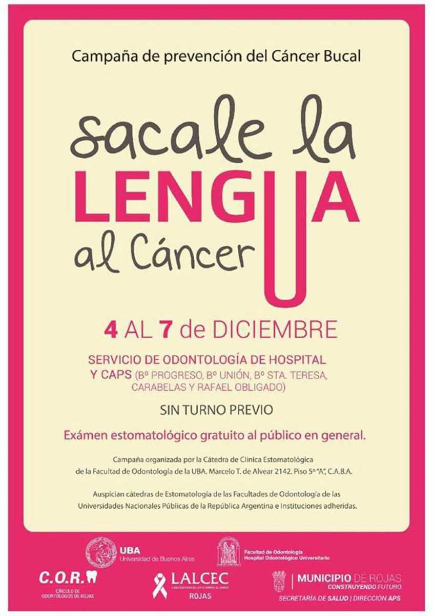"""Se desarrolla la segunda edición de """"Sacale la lengua al cáncer"""""""
