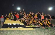 Fútbol: El Huracán y Jorge Newbery festejaron en las finalísimas