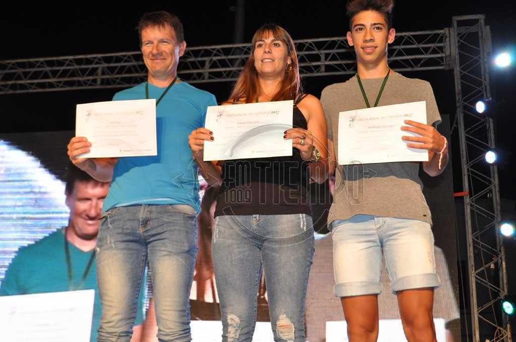 Fiesta del deporte 2017: Nominados a Cumbres de Plata