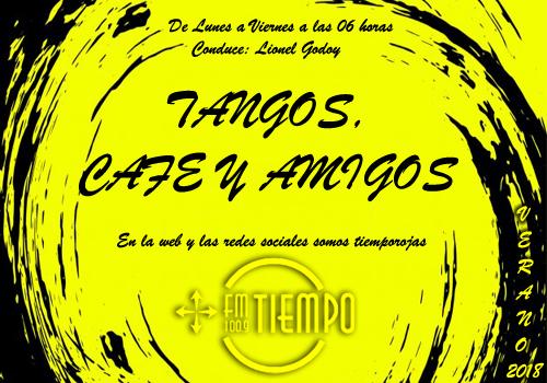 Tangos Cafe y amigos