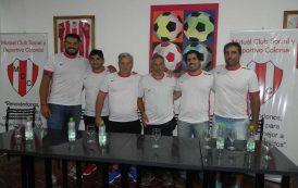 Nicolás Mangione asumió como director técnico de Colonial
