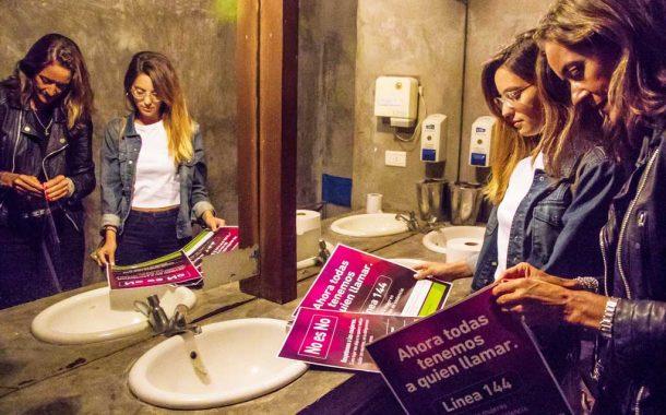 Campaña contra la violencia de género en bares, boliches y paradores de la Costa