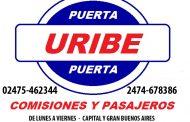 Comisiones Uribe