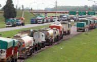 Acordaron un aumento del 12% para las tarifas del autotransporte de granos