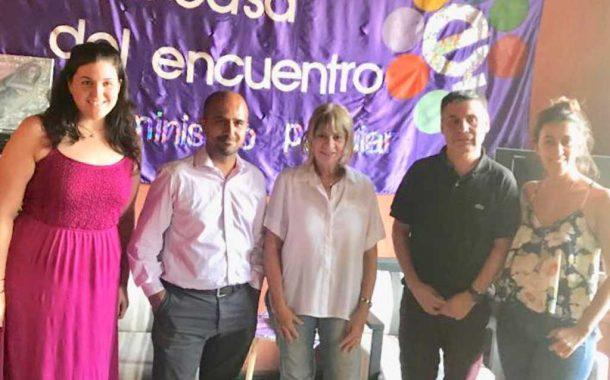Impulsan en la Provincia una reparación económica para hijos de víctimas de femicidios