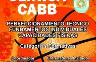 Sportivo será sede de una clínica de basquet organizada por la CABB