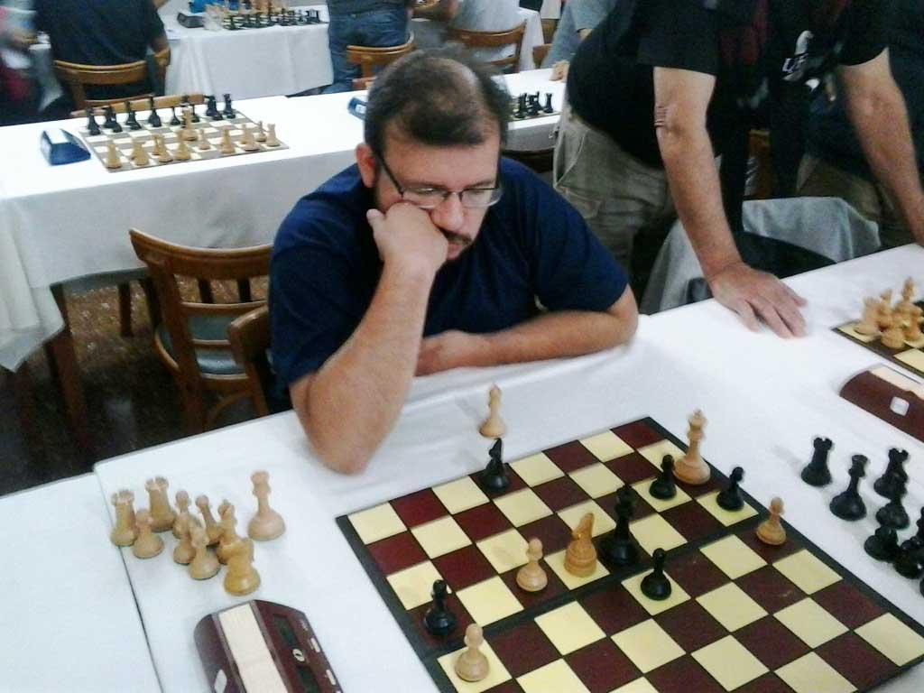 Torneo de Ajedrez en el campo recreativo La Colonia-Cecir