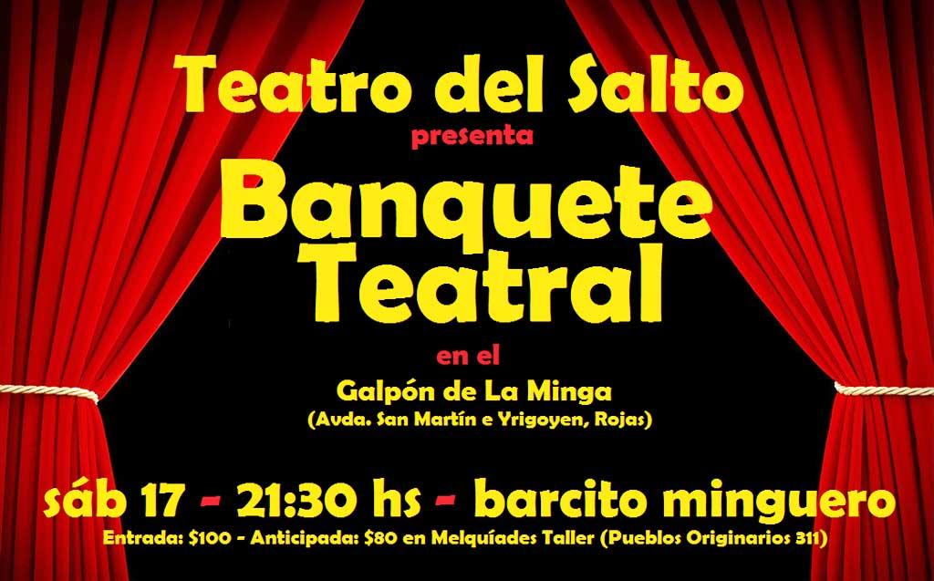 Banquete Teatral en