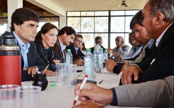 CARBAP junto a la mesa agropecuaria provincial se reunió con la Gobernadora Vidal