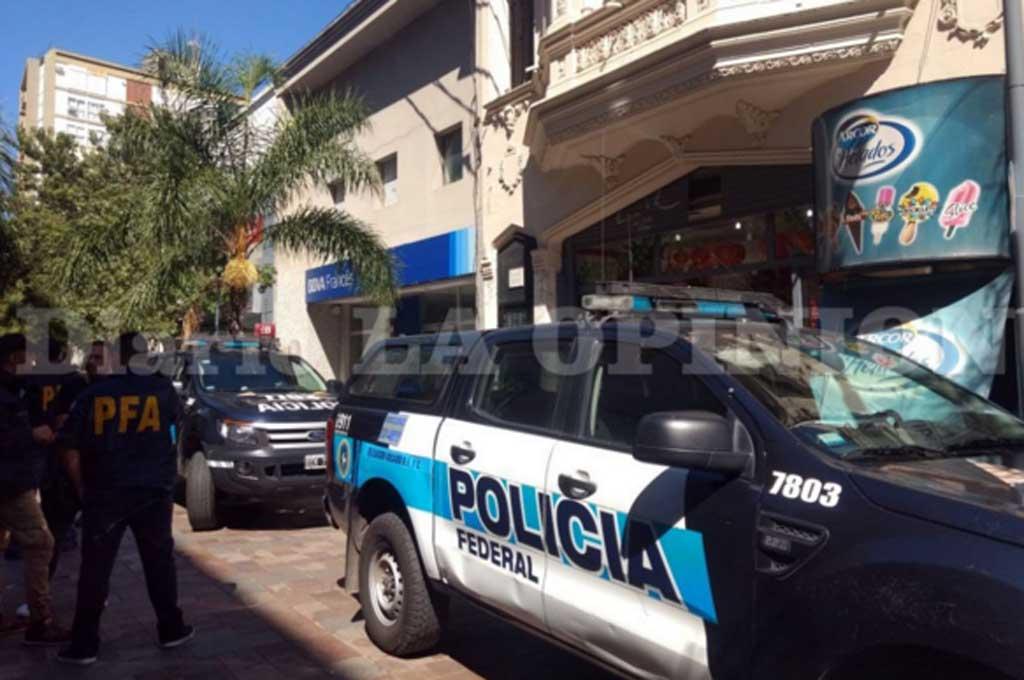 Pergamino: La Policía Federal secuestró mercadería de contrabando por medio millón de pesos