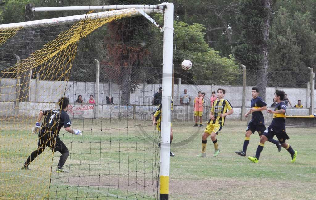 Fútbol: sin actividad para los mas chicos