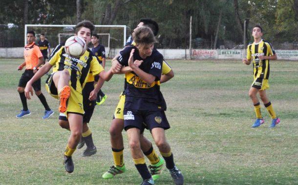Fútbol: se disputó la segunda fecha del interligas de inferiores