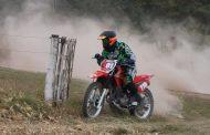 Rally Santafesino: Farías se impuso en motos promocionales