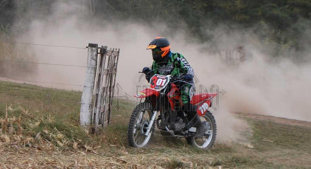 Rally Santafesino: Farias finalizó segundo en Arteaga