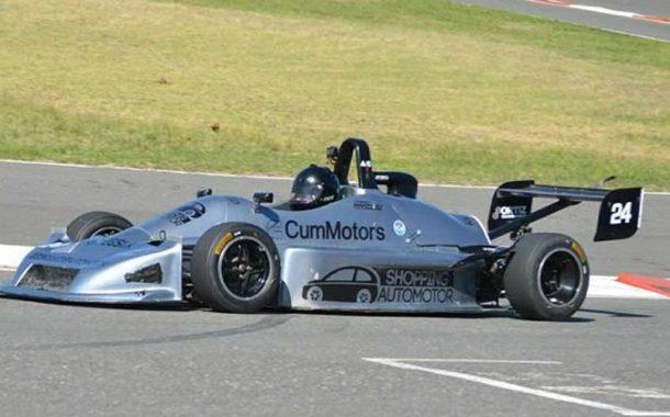 Autos: Federico Martinez finalizó segundo en Rosario
