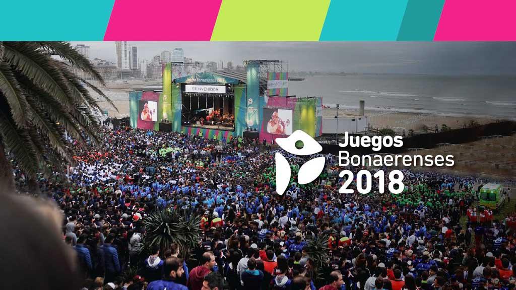 Juegos Bonaerenses: inscripción en Carabelas y Rafael Obligado