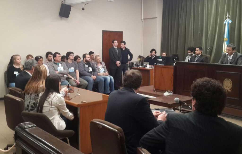 Siete de cada diez juicios por jurados terminan en condena