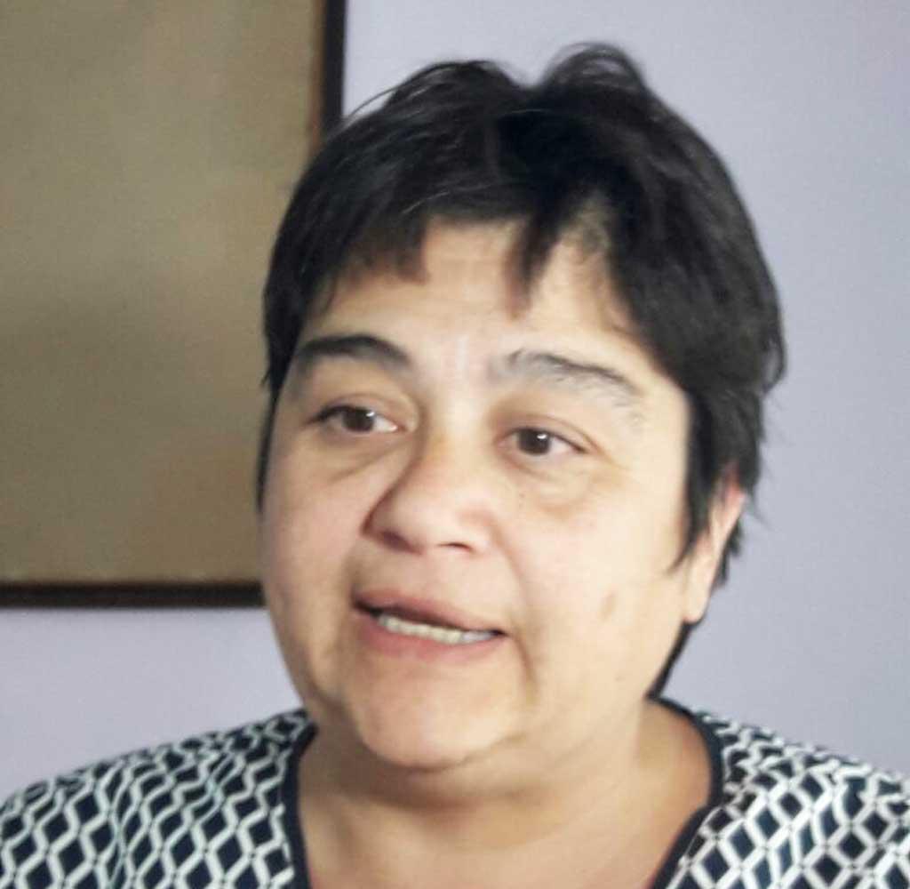 Miriam Álvarez: