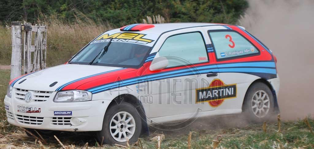 El Rally Santafesino posterga, una semana, la fecha de Arteaga
