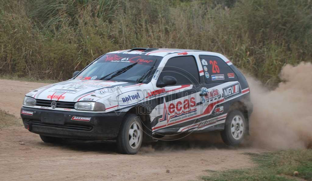 Rally Santafesino: ultiman detalles para la fecha de Soldini